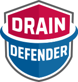 Outdoor Drain Cover | Exterior Basement Stairs Drain | Outdoor Clogged